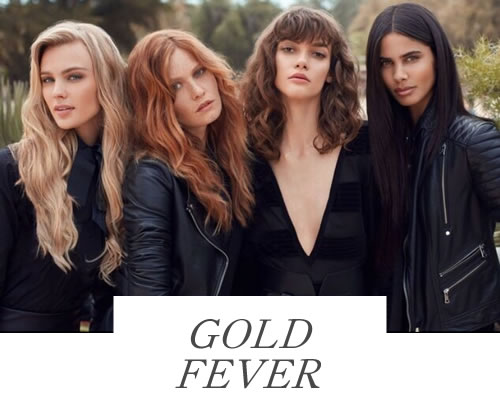 Gold Fever Hair Extensions in Nottingham